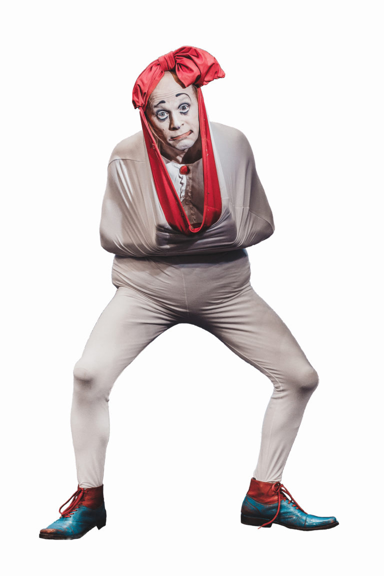 anatoli akerman-titelbild-kuku-theaterstück-clown-physicalactor